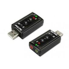 ADAPTADOR USB / SONIDO