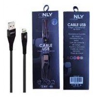 CABLE ONLY MICRO USB 1 MT MOD.3920