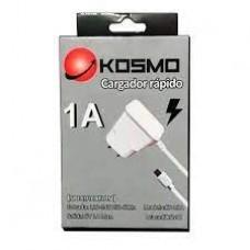 CARGADOR KOSMO MICRO USB 220V / 1A