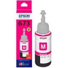 CARTUCHO EPSON 673 L800 MAGENTA