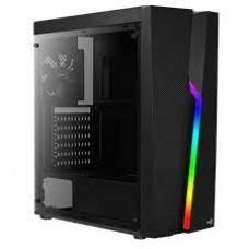 GABINETE AEROCOOL BOLT RGB SIN FUENTE