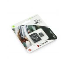 MEMORIA MICRO SD KINGSTON 32 GB CLASE 10