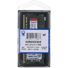 MEMORIA SODIM DDR4 8 GB KINGSTON