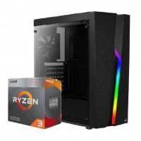 PC RYZEN 5 2400 - 8GB RAM - SSD240GB