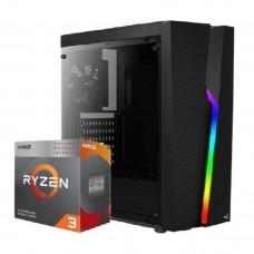 PC RYZEN 5 3600x- 8GB RAM - SSD480GB